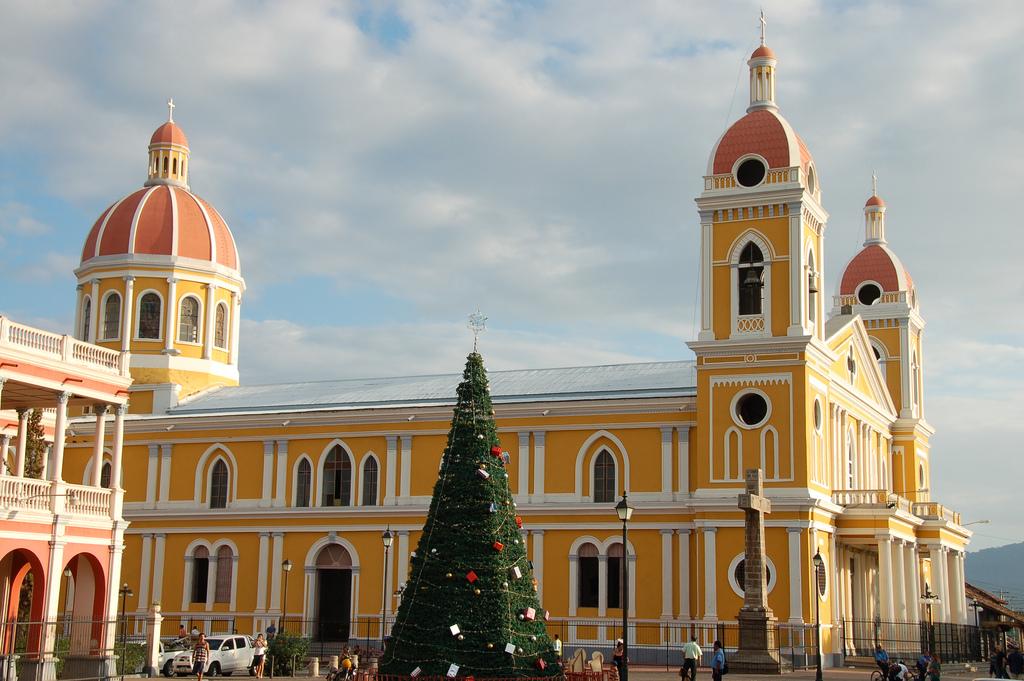 Granada Chatedral, Nicaragua