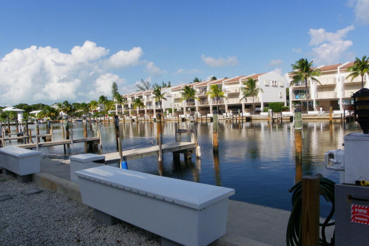community marina and your 33' dock, townhouse for sale