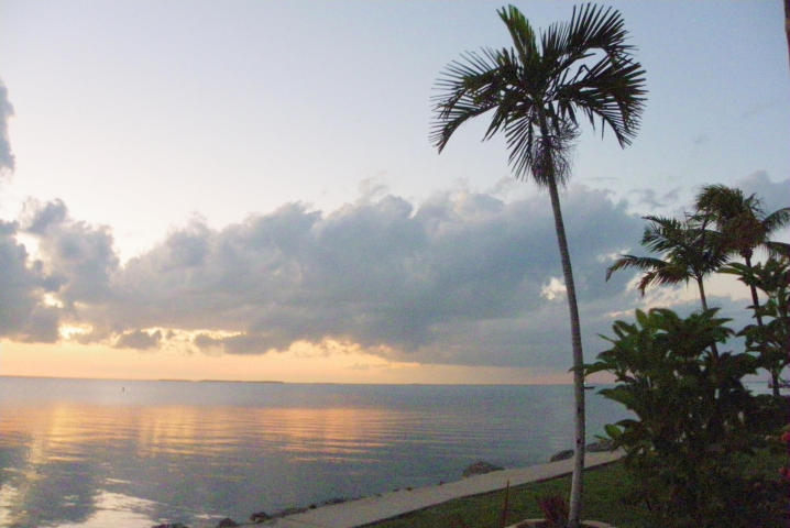 Enjoy beautiful sunsets from your balcony