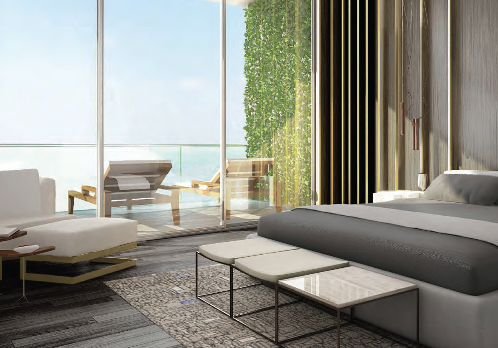 Unbelievable waterfront views at Echo Aventura
