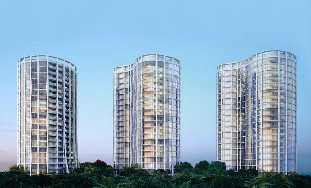 luxury condominium in Coconut Grove Miami