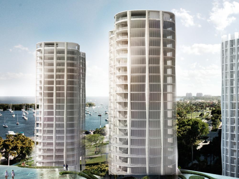 luxury living in Coconut Grove