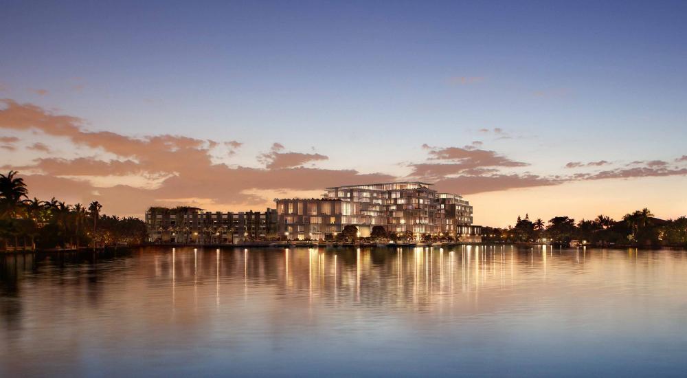 Ritz-Carlton Residences in Miami Beach