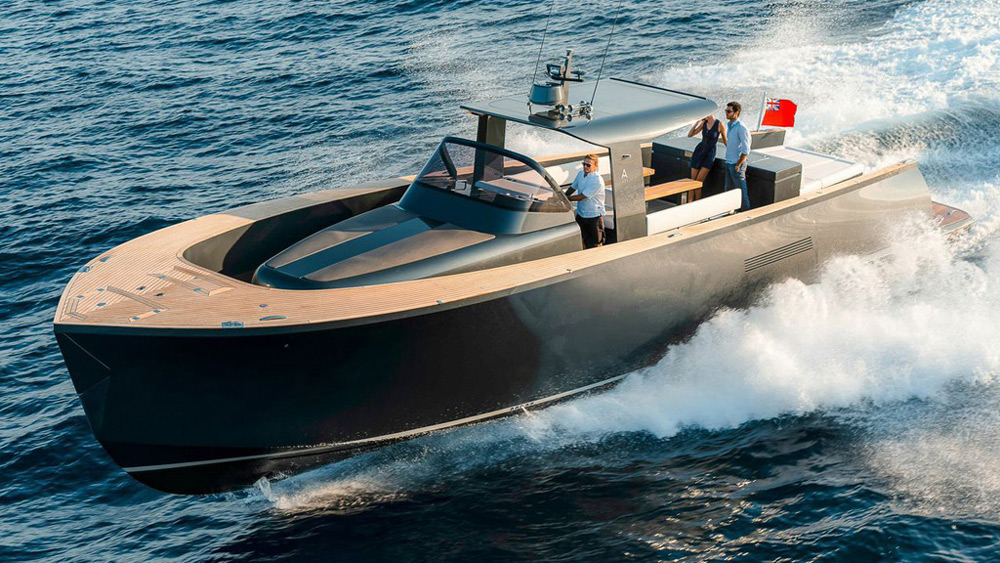 Alen Yacht 55, a great family boat