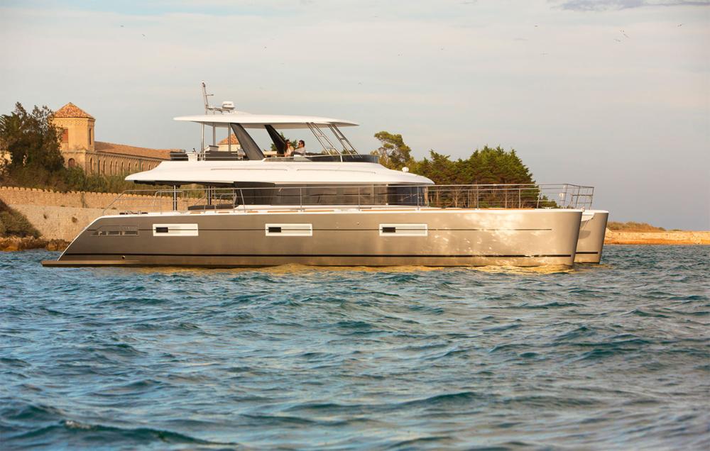 Lagoon 63 Power Catamaran