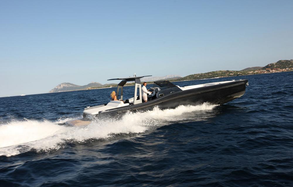 Maori 50 Yacht express cruiser