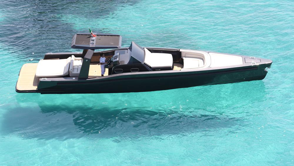Maori Yacht 50