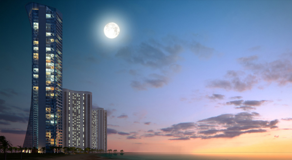 Muse a state-of-the-art oceanside residences