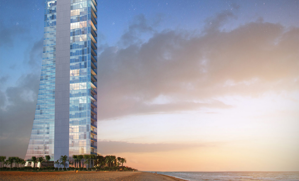 Muse in Sunny Isles, luxury beach living