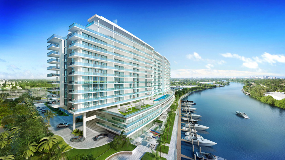 riva ft lauderdale dock options