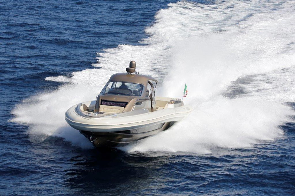 Strider 18 by SACS Marine