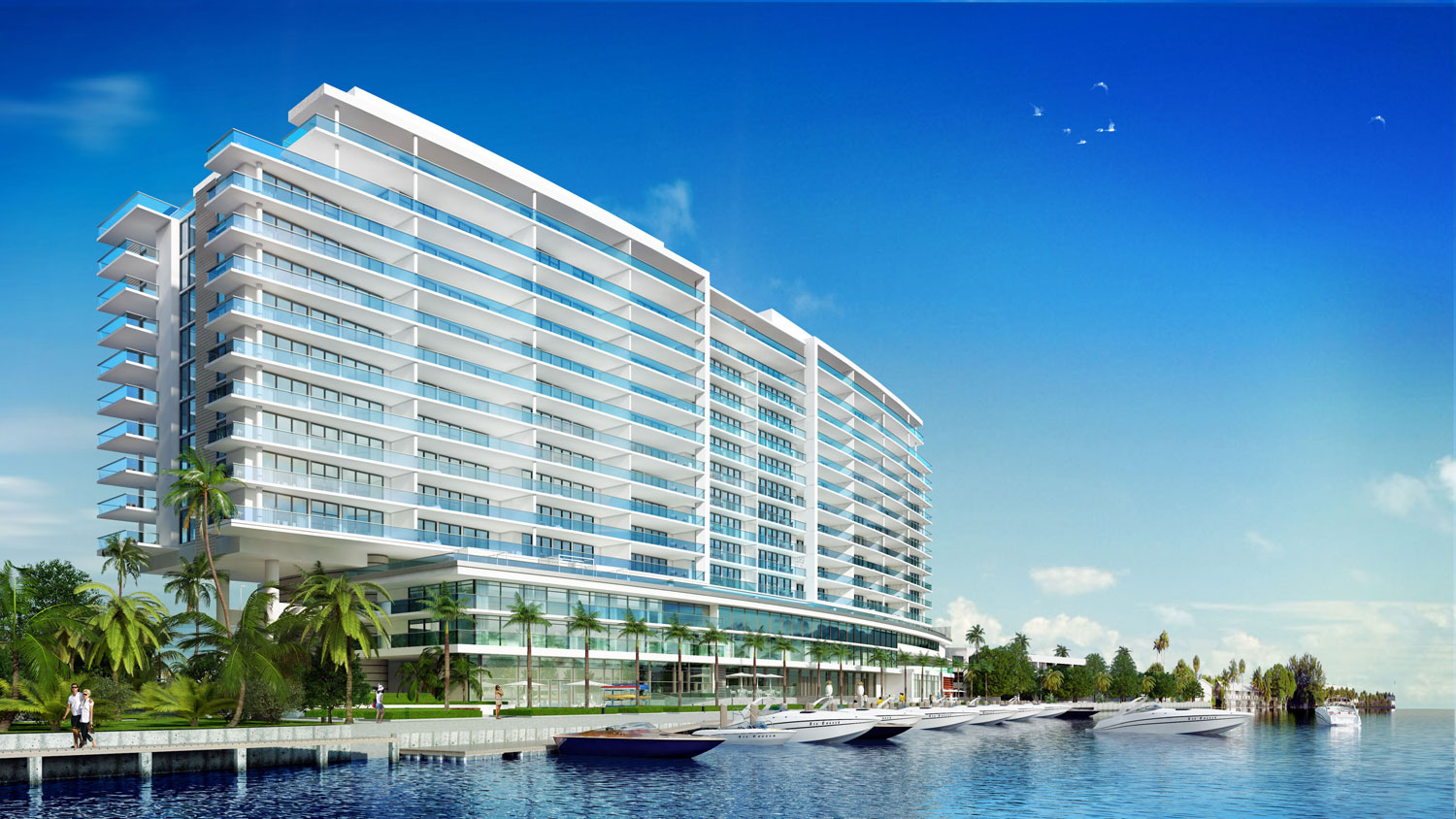 riva ft lauderdale luxury condos