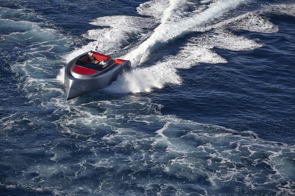 Vanquish 43 express cruisers