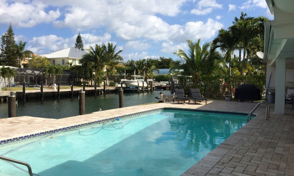 Keystone Point Waterfront Villa For Sale